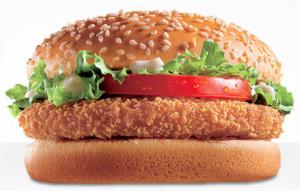 panino vegetariano mcdonalds vegi mac