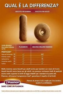 plasmon--mulino bianco macine biscotti