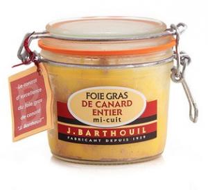 foie gras barthouil