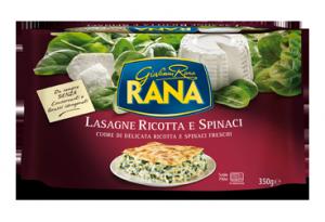lasagne ricotta spinaci rana olio di palma