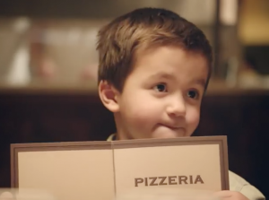 pubblicita mcdonalds happy meal 2015 pizzeria