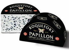 formaggio Roquefort papillon forma 1 kg