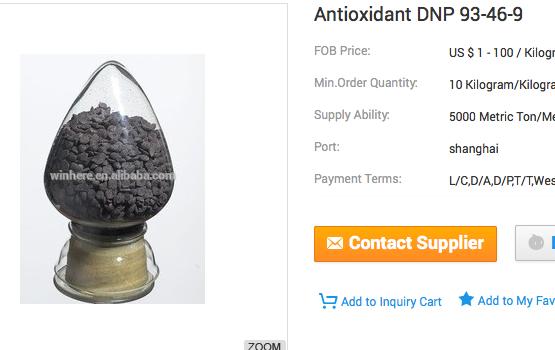 dinitrofenolo pillole dimagranti