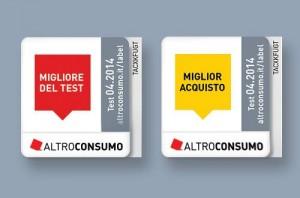 altroconsumo label