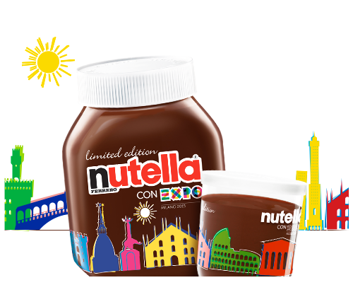 nutella expo 2015