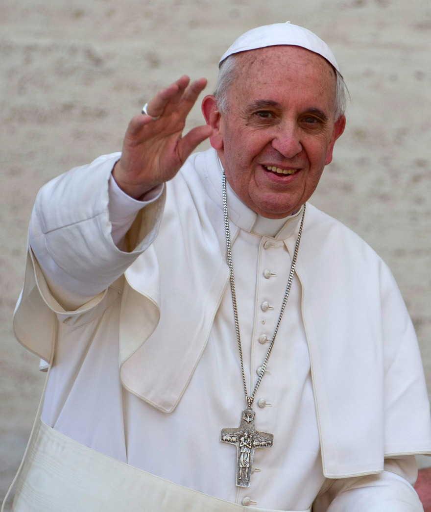 Papa Francesco stupisce con l'enciclica verde Laudato si'