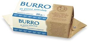 prodotti ritirati burro biologico