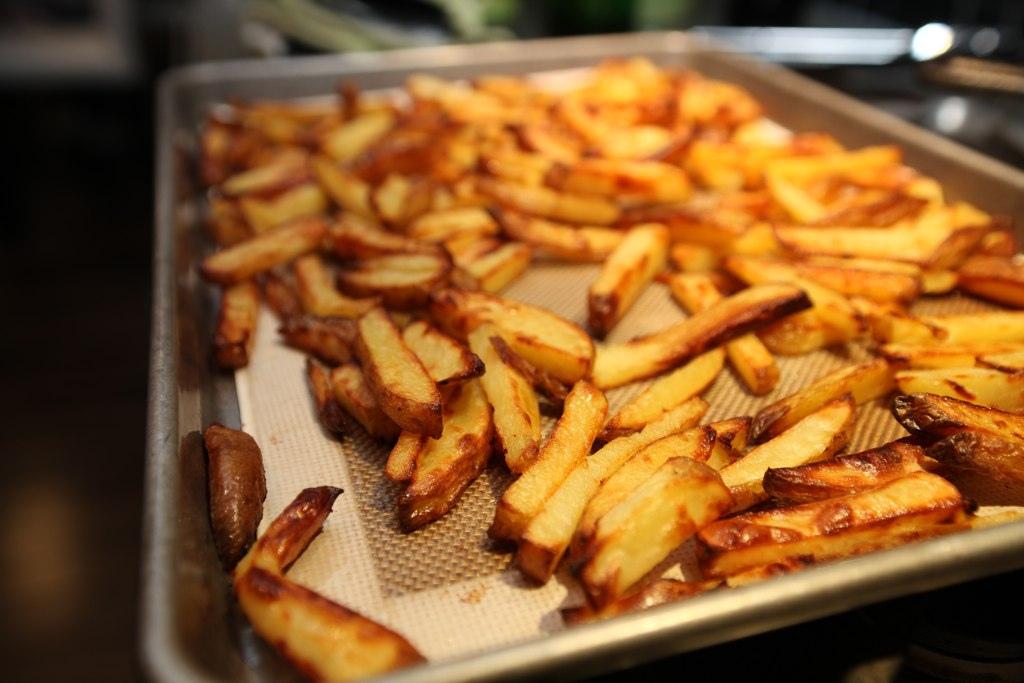 patatine acrilammide cottura