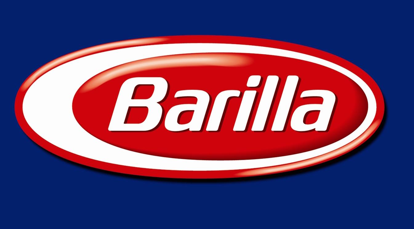 Barilla logo blu