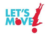 Let's Move! è il programma per educare i cittadini americani, soprattutto i bambini, al mangiare sano e tenersi in forma