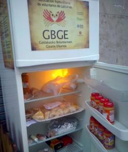 frigorifero solidale