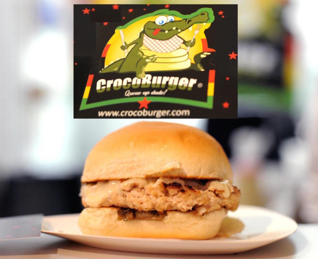 crocoburger
