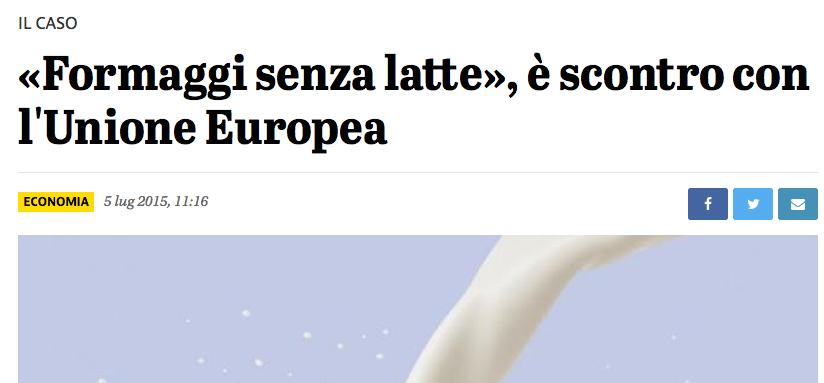latte formaggi coldiretti