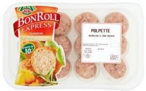 bonroll express polpette classiche aia