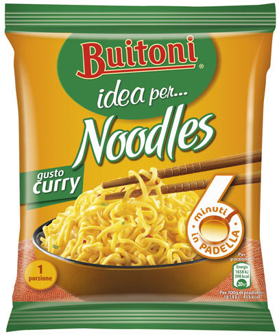 noodles buitoni gusto curry
