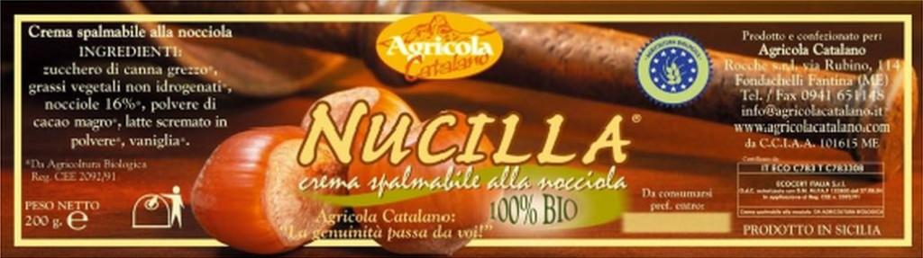 nucilla nute+ nutella