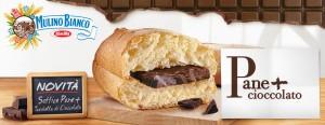 pane cioccolato mulino bianco novita