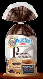pane cioccolato mulino bianco