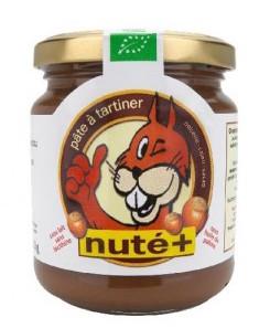 nute+, crema come Nutella
