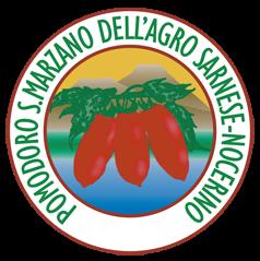 consorzio dop pomodoro san marzano logo