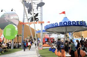 expo olanda padiglione