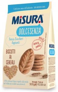 misura dolcesempre biscotti ai cereali