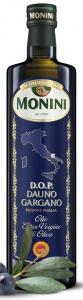 monini olio extra vergine Dauno-Gargano DOP