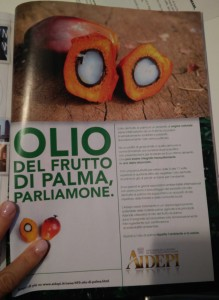 olio di palma vanity fair