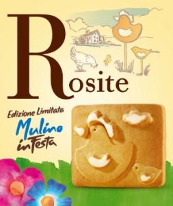 rosite biscotti mulino bianco edizione limitata
