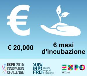 expo innovation challenge 20000