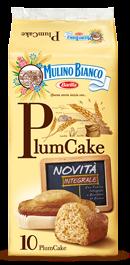 mulino bianco plumcake integrale