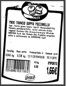 Oli vegetali pan pizza