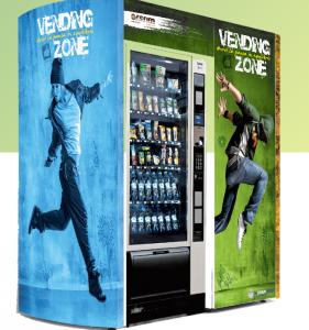 distributori merende sane snack Serim vending