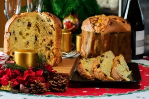 panettone natale dolce
