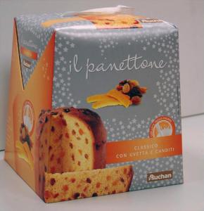 panettone auchan 2015