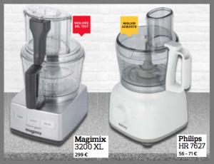 robot da cucina magimix philips altroconsumo 2015