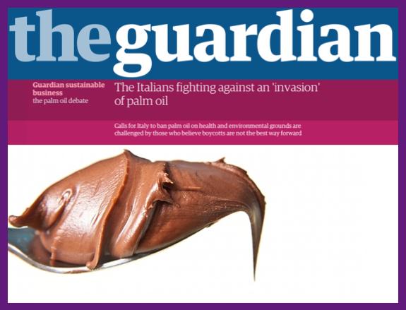 the guardian palm oil debate olio di palma