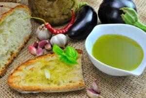 olio di oliva extravergina