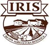 iris agricoltura biologica logo