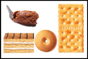olio di palma biscotto esempio