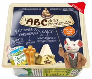 parmareggio merenda abc formaggino