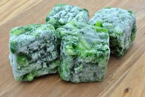 spinaci surgelati verdure