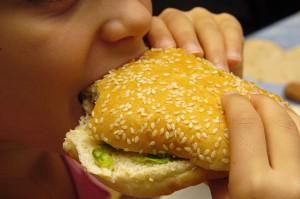 hamburger bambino