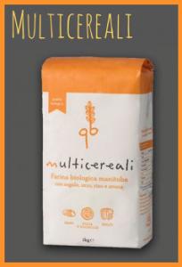 QB Mulino Grassi farina multicereali