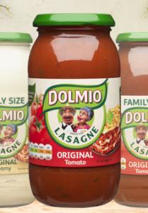 Dolmio lasagna salsa