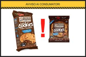 richiamo biscotti cookies carrefour
