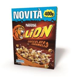 Lion cereali nestlé
