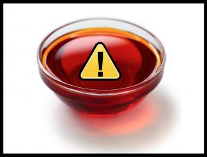 olio di palma pericolo rischio attenzione