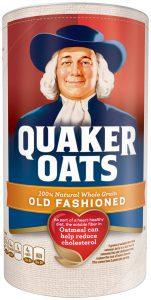 quaker oats pepsico avena glifosato
