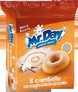 Confezione mr day Ciambelle